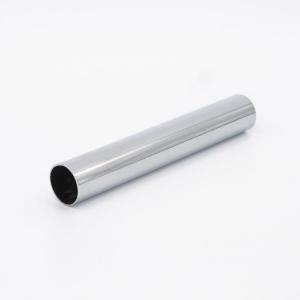 Copritubo L100 mm cromo lucido Ø16 spessore 1 mm