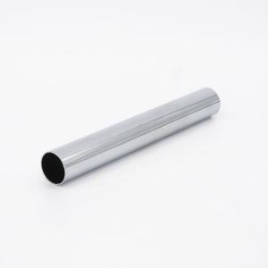 Copritubo L120 mm cromo lucido Ø16 spessore 1 mm