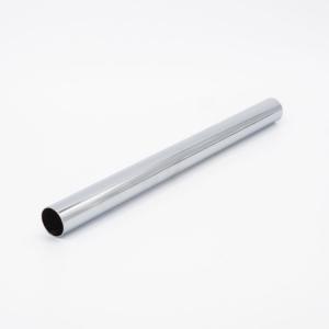 Copritubo L200 mm cromo lucido Ø16 spessore 1 mm