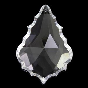 Foglia Spectra Swarovski color cristallo da 38 mm - 8290
