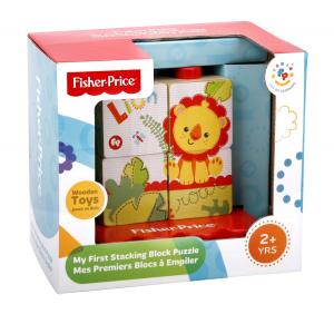 Cubi impilabili puzzle Fisher Price