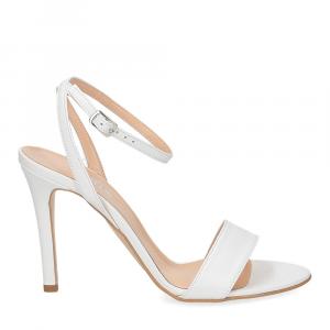 Il Laccio sandalo 1753L pelle bianca-2