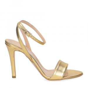 Il Laccio sandalo 1753L pelle platino-2