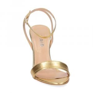 Il Laccio sandalo 1753L pelle platino-3