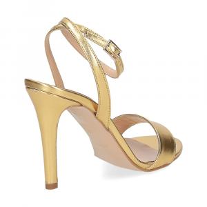 Il Laccio sandalo 1753L pelle platino-5