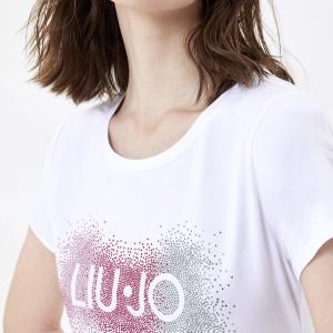 T-Shirt con logo - LIU JO