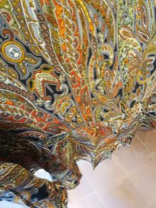 Robe longue boheme ethnique | Vêtements été boho en ligne