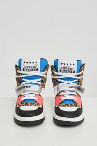 Sneakers Basket pinky neon Aniye By