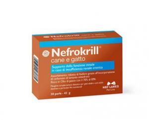 NEFROKRILL 30 PERLE – Insufficienza renale cronica di cani e gatti