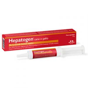 HEPATOGEN CANE E GATTO (pasta 30 gr) – Favorisce la funzionalità epatica