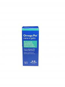 OMEGA PET 100 ml -  supporto per il normale mantenimento della funzionalità cutanea e cardiaca
