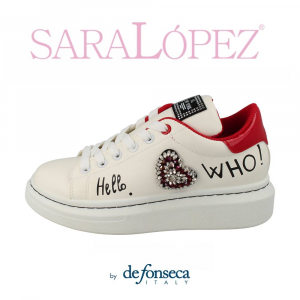 SARA LOPEZ by DE FONSECA
