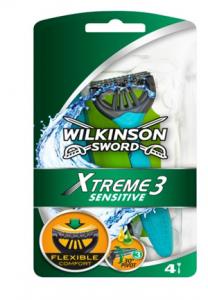 WILKINSON XTREME3 SENSITIVE UOMO