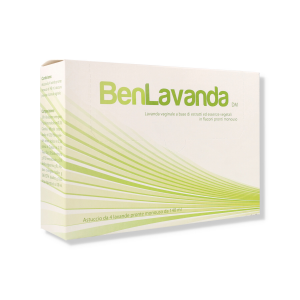 BEN LAVANDA DM 4FLX140ML