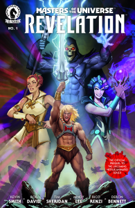 *PREORDER* Fumetto: MASTERS OF THE MULTIVERSE - REVELATION