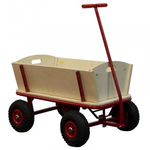 Carretto da tirare Billy Beach Wagon Axi Rosso