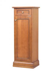 Zapatero ahorra espacio 1 puerta 5 estantes