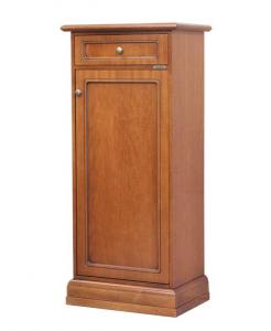Zapatero - 1 cajón y 5 estantes regulables