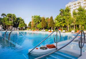 Ein Tag im Spa im Grand Hotel Trieste & Victoria *****