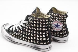 Converse All Star Borchie Nera