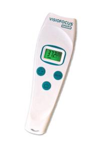 Termometro compatto a infrarossi senza contatto Visiofocus SMART - Tecnimed