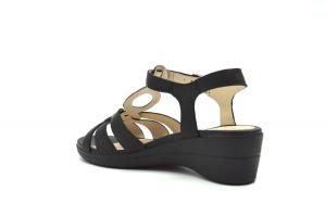 Vanity III 25 sandalo nappa