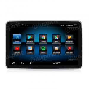 ANDROID navigatore per Mercedes classe A W176 Classe GLA X156 Classe CLA W117 2013-2015 NTG 4.5 GPS WI-FI Bluetooth MirrorLink 4GB RAM 64GB ROM Octa-Core 4G LTE
