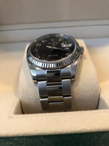 Orologio secondo polso Rolex Datejust 116234