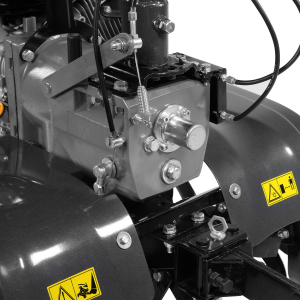 Motozappa Professionale NIBBI 118 motore EMAK K900HR OHV a benzina avviamento autoavvolgente