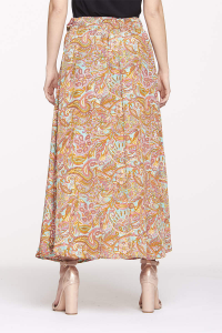 Long Boho Skirt |  Hippie style