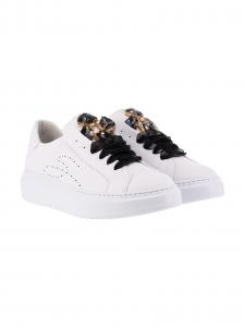 Tosca Blu Sneakers bianca