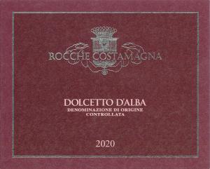 DOLCETTO D'ALBA DOC 2020