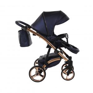 Novità Tako Baby - Laret Premium GT - telaio rame - ecopelle - blu/oro rosa