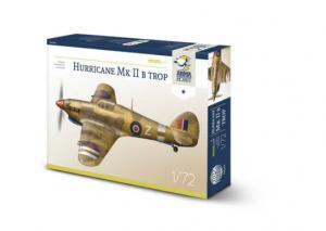 Hurricane Mk. IIb Trop
