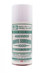 Mr. Aqueous White Surfacer 1000