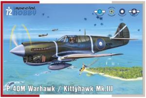 P-40M Warhawk / Kittyhawk III