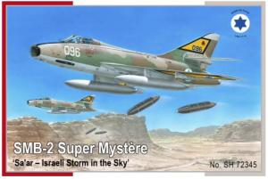 SMB-2 Super Mystère 'Sa'ar