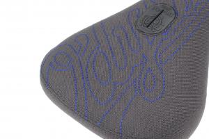 Odyssey Big Stitch Fat Pivotal Seat - Black/Blue