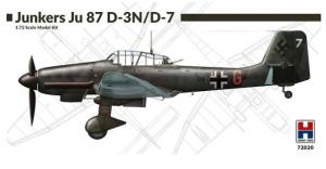 Junkers Ju-87 D-3N/D-7