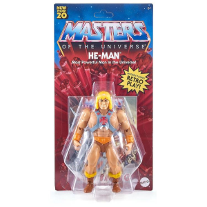 Masters of the Universe ORIGINS: HE-MAN USA by Mattel 2020