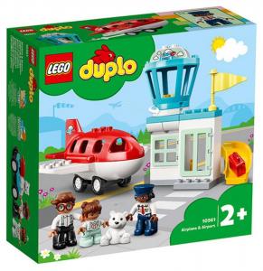 LEGO 10961 Aereo e aeroporto 10961 LEGO