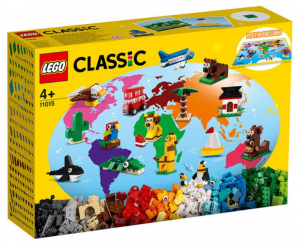 LEGO 11015 Giro del mondo 11015 LEGO