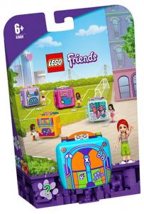 LEGO 41669 Il cubo del calcio di Mia 41669 LEGO