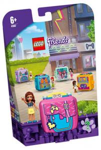 LEGO 41667 Il cubo dei videogiochi di Olivia 41667 LEGO