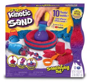 KINETIC SAND Sandisfying Set 6047232 SPIN MASTER new