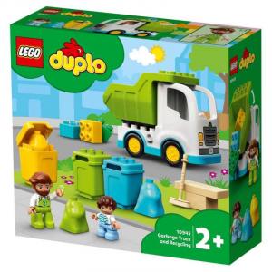 LEGO 10945 Camion della spazzatura e riciclaggio 10945 LEGO