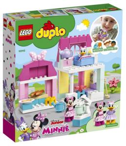 LEGO 10942 La casa e il caffè di Minnie 10942 LEGO
