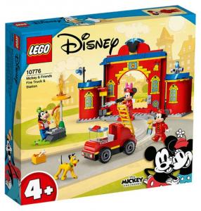 LEGO 10776 Autopompa e caserma di Topolino e i suoi amici 10776 LEGO