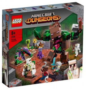 LEGO 21176 L.abominio della giungla 21176 LEGO