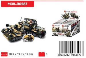 SLUBAN ARMY 8 IN 1 M38-B0587 NICE